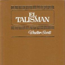 Tebeos: EL TALISMAN - WALTER SCOTT- HISTORIAS COLOR - SERIE GRANDES AVENTURAS.Nº 3. Lote 27089013
