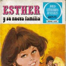 Tebeos: JOYAS LITERARIAS JUVENILES SERIE AZUL ( BRUGUERA ) ORIGINAL 1977 LOTE. Lote 27091080