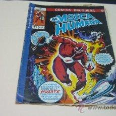 LA MOSCA HUMANA. Comics Bruguera. Año 1978. Nº 1