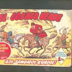 Tebeos: EL COSACO VERDE Nº 1, EDITORIAL BRUGUERA. Lote 25812519