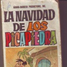 Tebeos: HEROES INFANTILES.LA NAVIDAD DE LOS PICAPIEDRA.EDICION ILUSTRADA.1969.NR.15. Lote 25813311
