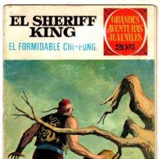 Tebeos: EL SHERIFF KING Nº 26, EDI. BRUGUERA, GRANDES AVENTURAS JUVENILES,. Lote 25871749