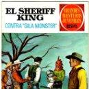 Tebeos: EL SHERIFF KING Nº 24, EDI. BRUGUERA, GRANDES AVENTURAS JUVENILES. Lote 25871757