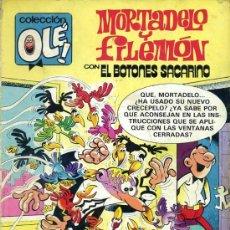 BDs: OLÉ 239 M.32 MORTADELO Y FILEMÓN (1987). Lote 25927304