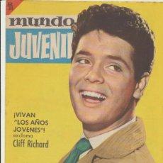 Tebeos: MUNDO JUVENIL Nº 31. BRUGUERA 1963.. Lote 26001788
