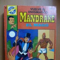 Tebeos: MANDRAKE EL MAGO. POCKET DE ASES Nº 38. BRUGUERA. Lote 133249878