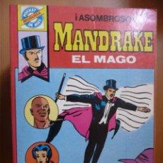 Tebeos: MANDRAKE EL MAGO. POCKET DE ASES Nº 33. BRUGUERA. Lote 133249959