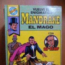 Tebeos: MANDRAKE EL MAGO. POCKET DE ASES Nº 29. BRUGUERA. Lote 133249906