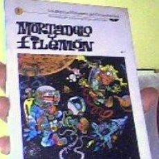 Tebeos: MORTADELO Y FILEMÓN-BIBLIOTECA EL MUNDO Nº1-;EDICIONES B 2005. Lote 26062271