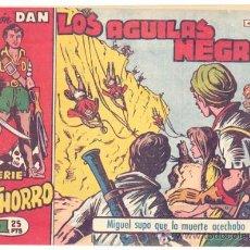 Tebeos: EL CACHORRO Nº 110 , ORIGINAL. Lote 26084022