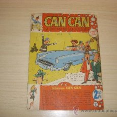 Tebeos: CAN CAN Nº 5, EDITORIAL BRUGUERA. Lote 26198294