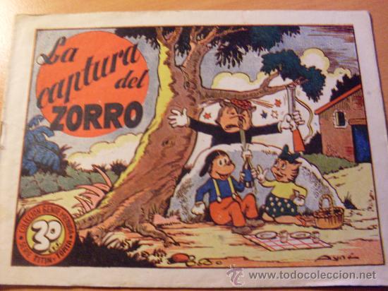 TITIN Y TOPITA AÑO 1943 ( ORIGINAL ED. BRUGUERA ) ( ES ) (Tebeos y Comics - Bruguera - Cuadernillos Varios)