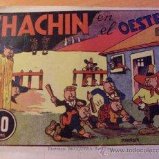 Tebeos: CHACHIN EN EL OESTE ( ORIGINAL ED. BRUGUERA 40 CTS) (ES). Lote 27567777