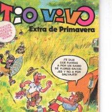Tebeos: TIO VIVO EXTRA DE PRIMAVERA PARA 1981 EDITA BRUGUERA. Lote 207159222