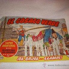 Tebeos: EL COSACO VERDE Nº 122, EDITORIAL BRUGUERA. Lote 26527114