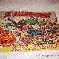 Tebeos: EL COSACO VERDE Nº 120, EDITORIAL BRUGUERA. Lote 26527130