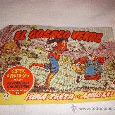 Tebeos: EL COSACO VERDE Nº 115, EDITORIAL BRUGUERA. Lote 26527180