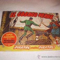 Tebeos: EL COSACO VERDE Nº 9, EDITORIAL BRUGUERA. Lote 26566052