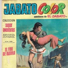 Tebeos: JABATO COLOR . 2º EPOCA. Nº 27. VER DESCRIPCION. Lote 26658111