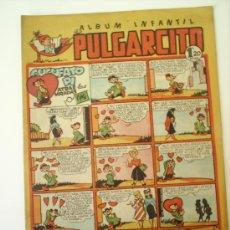 Tebeos: ALBUM INFANTIL PULGARCITO NUMERO 101 - CUCUFATO PI MUY BIEN CONSERVADO BRUGUERA. Lote 26663286