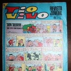 Tebeos: TIO VIVO - AÑO XI - Nº 362 - 12-02-1968. Lote 26672206