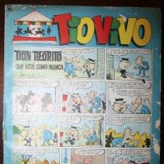 Tebeos: TIO VIVO - AÑO IX - Nº 288 - 12-09-1966. Lote 26672359