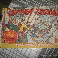Tebeos: EL CAPITAN TRUENO Nº 391. Lote 26778887