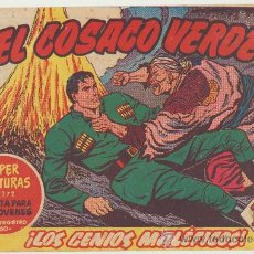 Tebeos: EL COSACO VERDE Nº 31. BRUGUERA 1960.. Lote 26788367