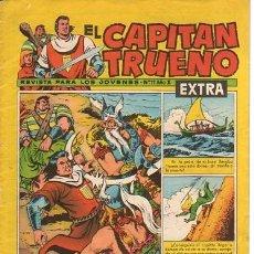 Tebeos: EL CAPITAN TRUENO (EXTRA) (BRUGUERA) Nº 11. Lote 26880272