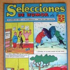 Tebeos: SELECCIONES DE HUMOR DE EL DDT Nº 41 - EDITORIAL BRUGUERA 1957. Lote 26949959