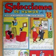Tebeos: SELECCIONES DE HUMOR DE EL DDT Nº 8 - EDITORIAL BRUGUERA 1957. Lote 26960351