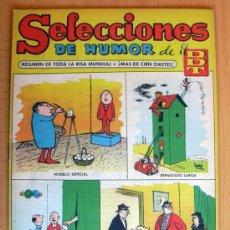 Tebeos: SELECCIONES DE HUMOR DE EL DDT Nº 17 - EDITORIAL BRUGUERA 1957. Lote 26960387