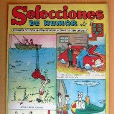 Tebeos: SELECCIONES DE HUMOR DE EL DDT Nº 26 - EDITORIAL BRUGUERA 1957. Lote 26960470