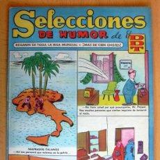 Tebeos: SELECCIONES DE HUMOR DE EL DDT Nº 44 - EDITORIAL BRUGUERA 1957. Lote 26960487