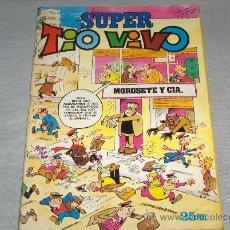 Tebeos: SUPER TIO VIVO Nº 48. BRUGUERA 1976 25 PTS. REGALO Nº 108.. Lote 26965046