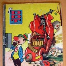 Tebeos: EL DDT Nº 97 - EDITORIAL BRUGUERA 1951. Lote 26997397