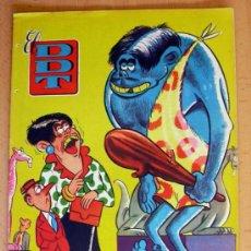 Tebeos: EL DDT Nº 188 - EDITORIAL BRUGUERA 1951. Lote 26997470