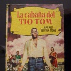 Tebeos: LA CABAÑA DEL TIO TOM. NUM. 3 DE HISTORIAS SELECCION. (EDIT. BRUGUERA). Lote 27847301