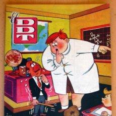 Tebeos: EL DDT Nº 163 - EDITORIAL BRUGUERA 1951. Lote 27017160