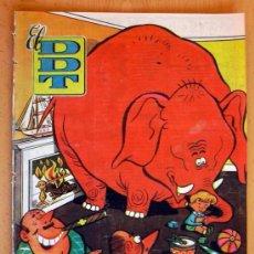 Tebeos: EL DDT Nº 195 - EDITORIAL BRUGUERA 1951. Lote 27017284