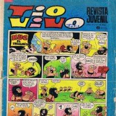 Tebeos: TIO VIVO Nº 523. Lote 27043654