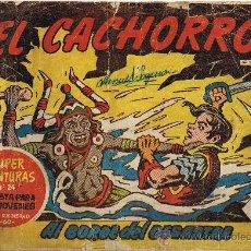 Tebeos: EL CACHORRO - Nº 166. Lote 27231076