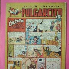 Tebeos: ALBUM INFANTIL PULGARCITO NUMERO 68 . COMO NUEVO - - BRUGUERA - CALIXTO. Lote 27074944