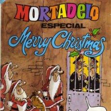 Tebeos: MORTADELO ESPECIAL MERRY CHRISTMAS Nº 76 - 1978. Lote 27158843