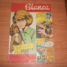 Tebeos: BLANCA REVISTA JUVENIL Nº 87 BRUGUERA 1963 . Lote 27167451