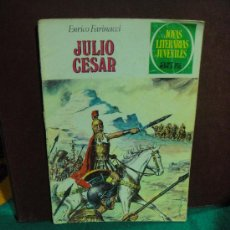 Tebeos: JOYAS LITERARIAS JUVENILES Nº 47 JULIO CESAR 1979. Lote 27164670