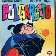 Tebeos: PULGARCITO Nº20. Lote 27215176