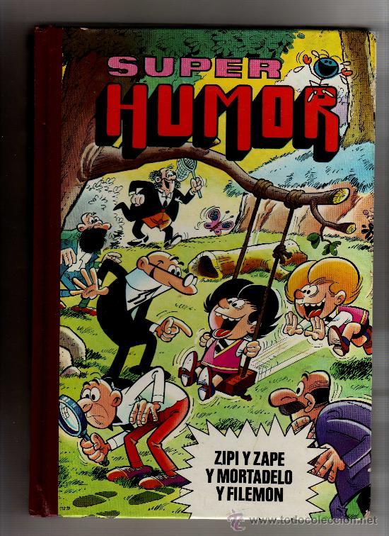 (M-1) SUPER HUMOR VOLUMEN XX - EDT BRUGUERA 1982 - DE CONSERVACION (Tebeos y Comics - Bruguera - Super Humor)