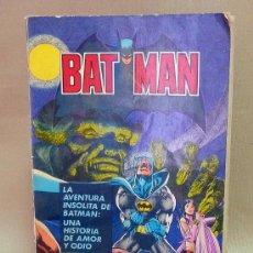 Tebeos: COMIC, BATMAN, Nº 5, BRUGUERA, 1980. Lote 27356463