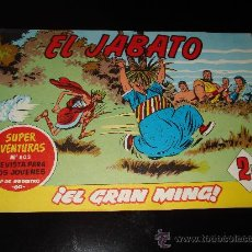 Tebeos: EL JABATO Nº 272 ¡EL GRAN MING!. Lote 27256932